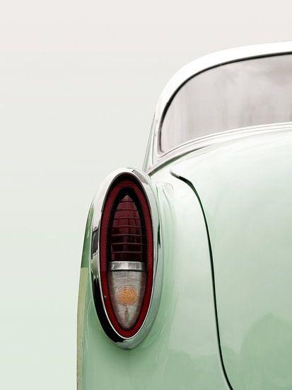 Amerikaanse klassieker 1954 Bel Air Powerglide