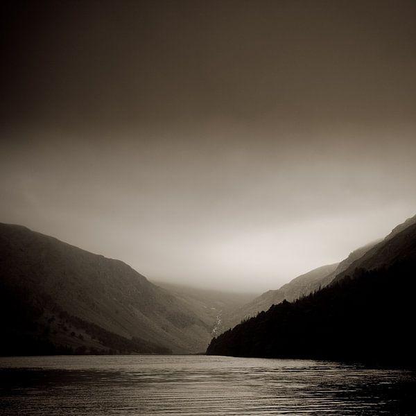 Upper Lake, Glendalough van Jasper van der Meij
