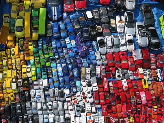 Mini Cars van Michel Mees