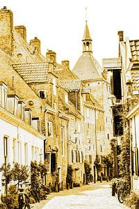 Amersfoort Utrecht Nederland Goud
