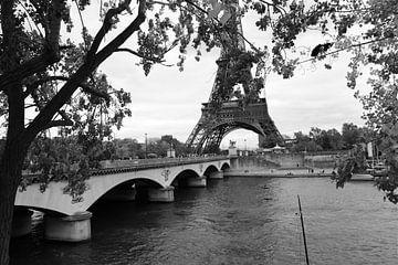 De Seine van Parijs  van Jasper van de Gein Photography