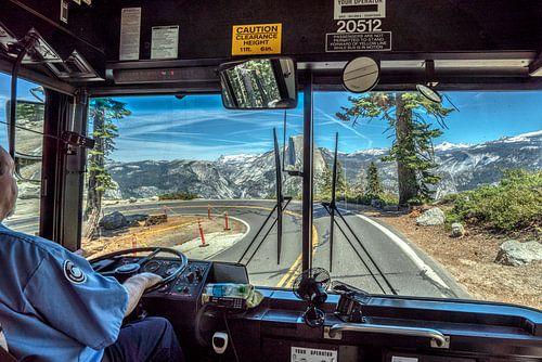 Yosemite National Park Shuttle Bus