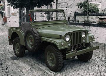 Willys Jeep M38 A1 von aRi F. Huber