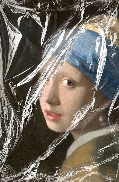 Meisje met de Parel – Almost Unwrapped van Marja van den Hurk
