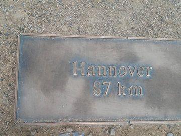 Hannover 87 km van Wilbert Van Veldhuizen