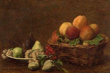 Stilleben mit Früchten, Henri Fantin-Latour