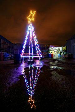 Kerstverlichting in Breda - Nederland