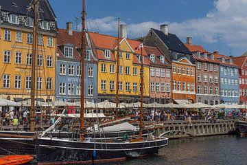 Kopenhagen Nyhav von Hendrik Harm