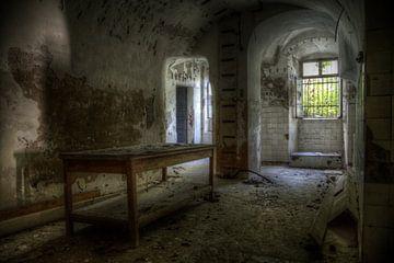 lost table van Richard Driessen