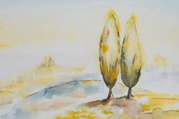 Cipressen von