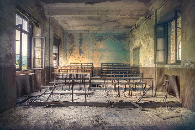 Die verlassene Schule von Frans Nijland