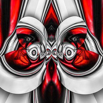 Phantasievolle abstrakte Twirl-Illustration 122/4 von PICTURES MAKE MOMENTS