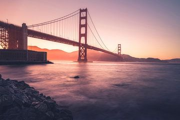 Golden Gate van Joris Pannemans - Loris Photography