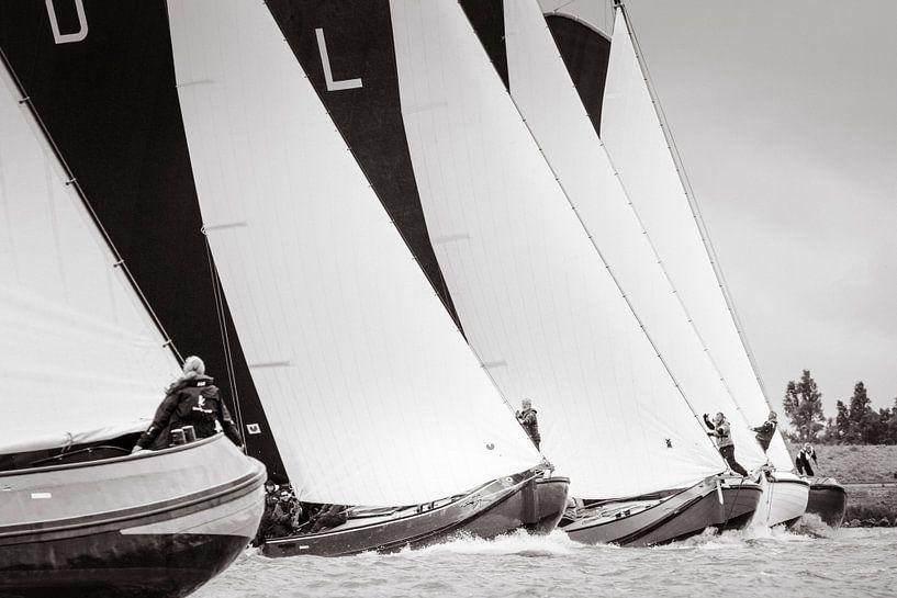 SKS Skûtsjesilen 2016 - Lemmer van ThomasVaer Tom Coehoorn