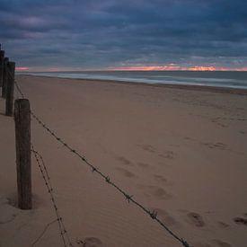 Beach godbeam sur Johan Viele