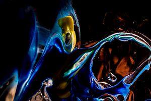 verf op glas3 van gisela merkuur