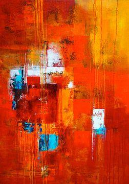 Kleuren van de zomer van Claudia Neubauer