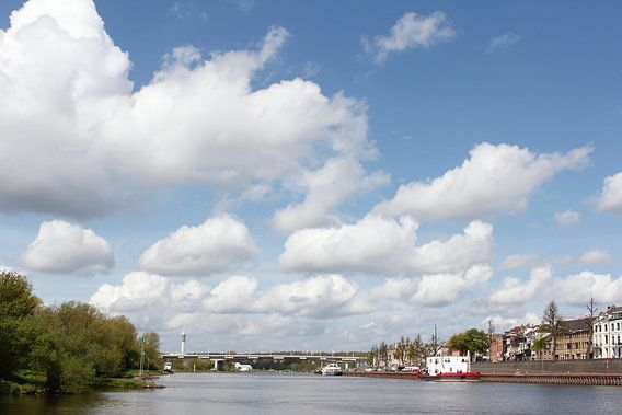 Blik op Arnhem