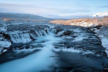 Þingvellir IJsland van Luc Buthker