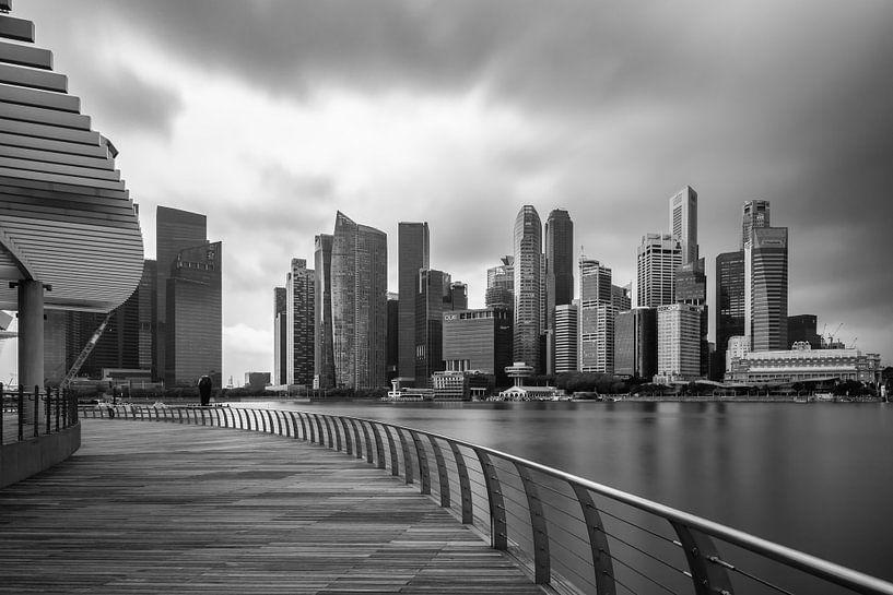 Bayfront North - Singapore van Bart Hendrix