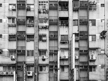 Hongkong building van Marleen Dalhuijsen