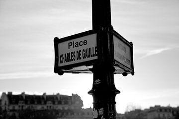 Place Charles De Gaule von Vincent van den Hurk