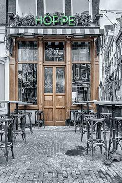 Cafe Hoppe van BD Art