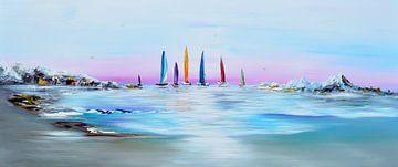 Sailing van