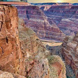 Grand Canyon Skywalk von Einhorn Fotografie