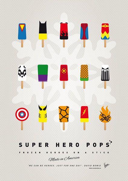 My SUPERHERO ICE POP - UNIVERS