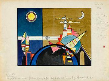 Bild XVI, Wassily Kandinsky