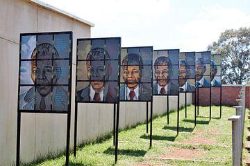 Nelson Mandela Museum van Caitlin verbrugge