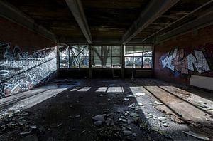 Verlassenes Gebäude (Niederlande)