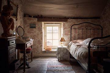 charmante chambre abandonnée sur Kristof Ven