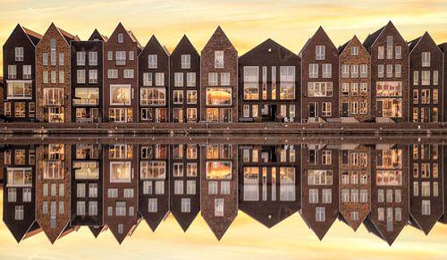 Stadsgezicht, Haarlem van