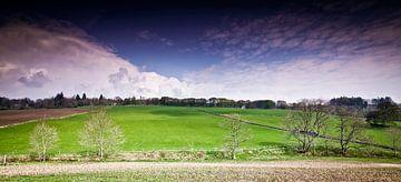 Landschaft Schottland von Henk Leijen