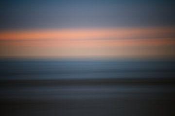 Stille am Meer (2) von Dirk-Jan Steehouwer
