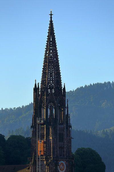 Münsterturm Freiburg von Patrick Lohmüller