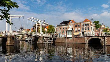 Grabsteinbrücke... von Bert - Photostreamkatwijk
