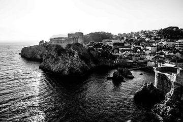Dubrovnik - Kingslanding sur Maurice Weststrate
