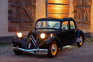 Citroën 11 CV Tractie Avant van Ingo Laue