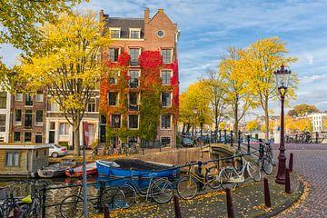 Amsterdam - Achtergracht van Thomas van Galen