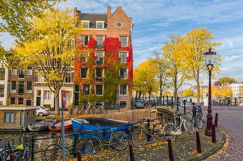 Amsterdam - Achtergracht van