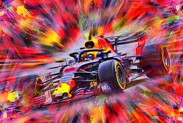 Max Verstappen F1-Superstar von Jean-Louis Glineur alias DeVerviers