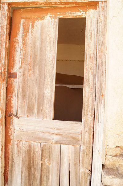 voordeur van Erna Haarsma-Hoogterp