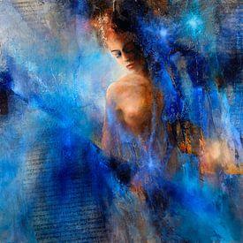 Rhapsody in Blue sur Annette Schmucker