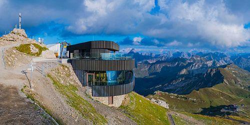 Nebelhorn, 2224m, Allgäuer Alpen von