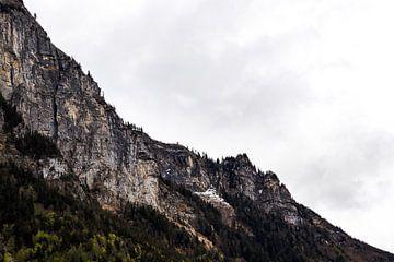 Berg in Zwitserland van Yvette Baur