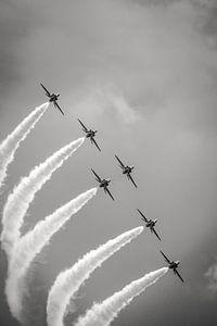 Vliegtuigen collectie voorbeeld
