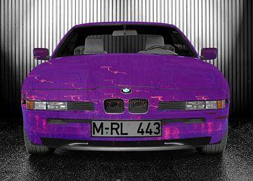 BMW 8er Art Car von aRi F. Huber